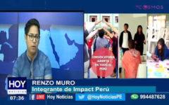 Chiclayo : Agentes de cambio de Impact Perú