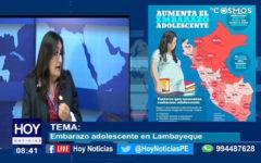 Chiclayo: Embarazo adolescente en Lambayeque