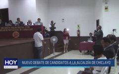 Chiclayo: Nuevo debate de candidatos a la alcaldía de Chiclayo