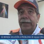 Chiclayo: Se brinda solución a problema de agua con arsénico