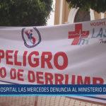 Chiclayo: Hospital las Mercedes denuncia al Ministerio de Cultura