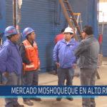 Chiclayo : Mercado moshoqueque en alto riesgo