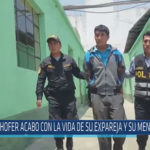 Chiclayo : Chofer acabo con la vida de su expareja y su menor hijo