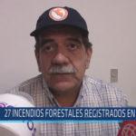 Chiclayo: 27 incendios forestales registrados en el 2018