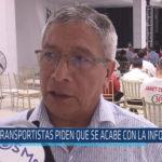 Chiclayo. Transportistas piden que se acabe con la informalidad