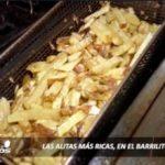Las alitas más ricas, en el Barrilito restaurant