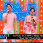 Bajo Control Musical: Emitido 24 setiembre