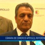 La Libertad: Cámara de Comercio apoya el referéndum