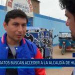 Candidatos buscan acceder a la alcaldía de Huanchaco