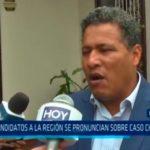 La Libertad: Candidatos a la región se pronuncian sobre caso Chavimochic