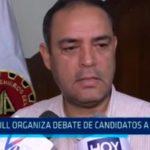 CILL organiza debate de candidatos a la región