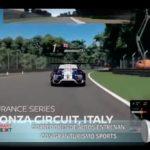 Corredores de autos entrenan con Gran Turismo Sports