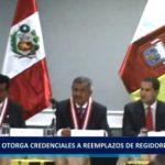 Piura: JNE otorga credenciales a reemplazos de regidores candidatos