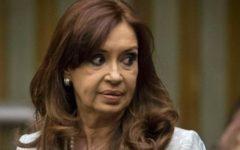 Argentina: Dictan Prisión preventiva a Cristina Fernández por caso de sobornos