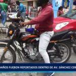 Piura: Daños fueron reportados dentro de Av. Sánchez Cerro con Country