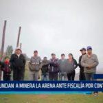 La Libertad: Denuncian a minera La Arena ante Fiscalía por contaminación