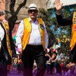 Desfile del Club de Leones Trujillo Juventud Centenario