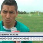 Vargas apunta al ascenso a primera de la tricolor