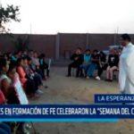 """Jóvenes en formación de fe celebraron la """"Semana del catequista"""""""