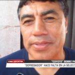 """Julio Rivera: """"Deprepador"""" hace falta en la selección"""