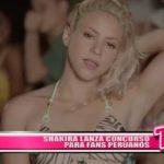 Shakira lanza concurso para fans peruanos