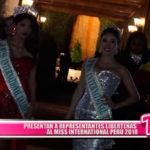 Ya se coronaron a las reinas del Miss Internacional Trujillo y La Libertad