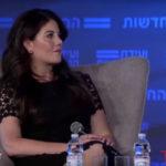 Monica Lewinsky abandonó entrevista en vivo al ser preguntada por Clinton