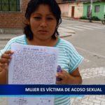 Piura: Mujer es víctima de acoso sexual