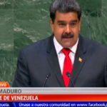 Maduro denuncia en la ONU agresión de EEUU, pero ofrece diálogo a Trump