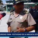 Piura: Seguridad para  festividad de la Mechita está asegurada