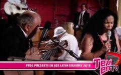 Perú presente en los Latin Grammy 2018