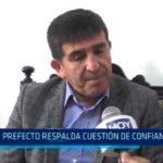 La Libertad: Prefecto respalda cuestión de confianza