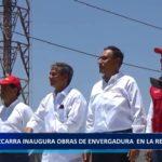 Piura: Vizcarra inaugura obras de envergadura  en  Piura