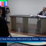 """Dictan prisión preventiva para """"Gringasho"""""""