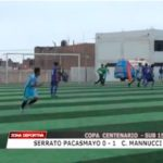 Sub 15: Carlos Mannucci venció 1 – 0 a Serrato Pacasmayo