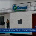 SUNASS evalúa la situación del gerente general de SEDALIB