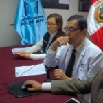 Presidente de la República y Ministra de Salud inauguran servicio de Telesalud del Hospital Dos de Mayo