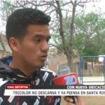 Tricolor no descansa y ya piensa en Santa Rosa