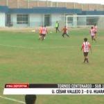 Universidad César Vallejo venció 3 – 0 a Union Huaral