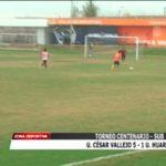Torneo Centenario: Universidad César Vallejo venció por 5 – 1 a Unión Huaral