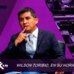Wilson Toribio en su hora cero