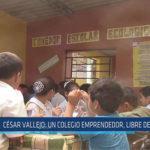 Chiclayo: César Vallejo: Un colegio emprendedor, libre de anemia