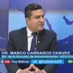 Chiclayo: Escuela de Administración de la Universidad César Vallejo