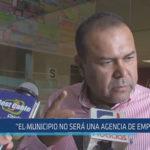 """Chiclayo: """"El municipio no será una agencia de empleos"""""""