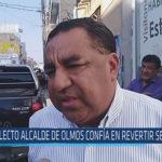 Chiclayo: Electo Alcalde de Olmos confía en revertir sentencia
