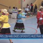 Chiclayo: Niños con habilidades diferentes muestran su talento