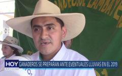 Chiclayo: Ganaderos se preparan ante eventuales lluvias en el 2019