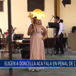 Chiclayo: Eligen a doncella ACA FALA en penal de Chiclayo