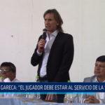 """Chiclayo: Gareca: """"El jugador debe estar al servicio de la selección"""""""