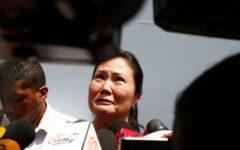 EN VIVO| El Poder Judicial viene evaluando la apelación de Keiko contrra su detención preliminar